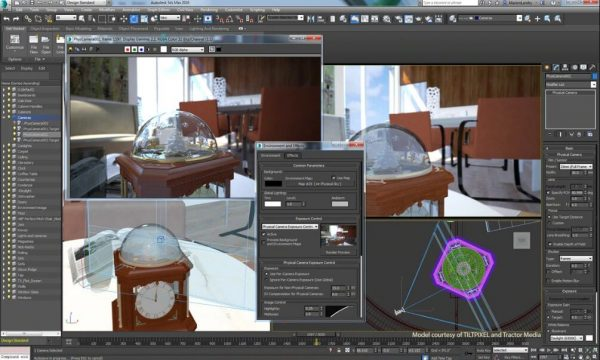 Autodesk 3ds Max 2021 Crack Full (Latest) with Product Key