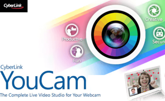 CyberLink YouCam Deluxe 9.0.1029.0 With Crack Free Download