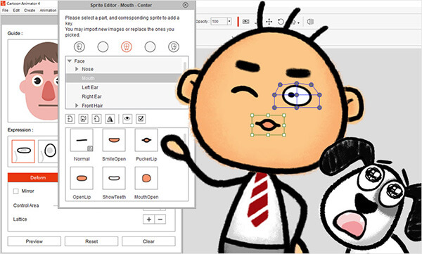 Cartoon Animator 4.2.1709.1 Pipeline Crack Full Free Version [Activated]