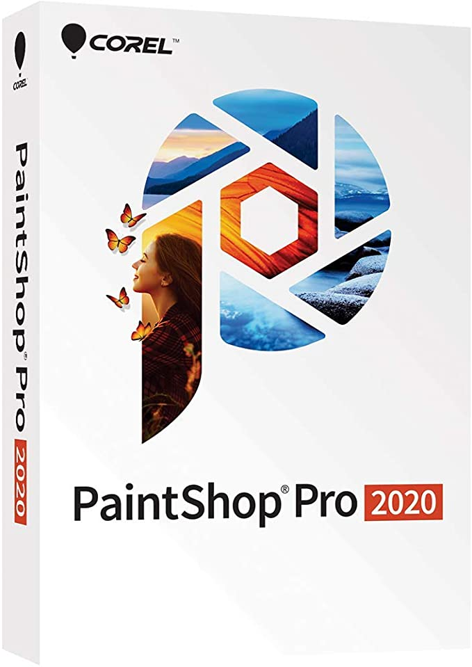 Corel PaintShop Pro Crack  2020 Ultimate v22.0.0.132 Full Download Latest