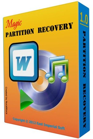 Magic Partition Recovery 3.1 + Crack [Latest Version] 2020